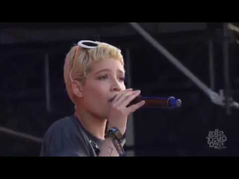 The Feeling - Halsey Live At Lollapalooza Chicago 2016