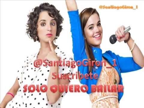 11-11 En Mi Cuadra Nada Cuadra - Solo Quiero Bailar (Letra) Sandra y Virginia