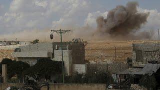 Rusia Terus Gempur Markas ISIS di Suriah