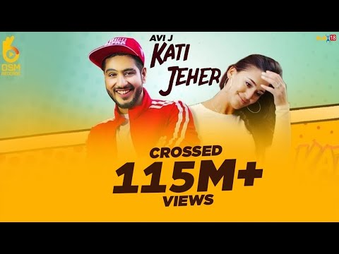 Kati Jeher  कत्ती जहर  Avi J Ft. Ravish Khanna   Osm Records  Latest Hindi Song 2019