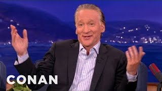 Bill Maher Is Over Donald Trump
