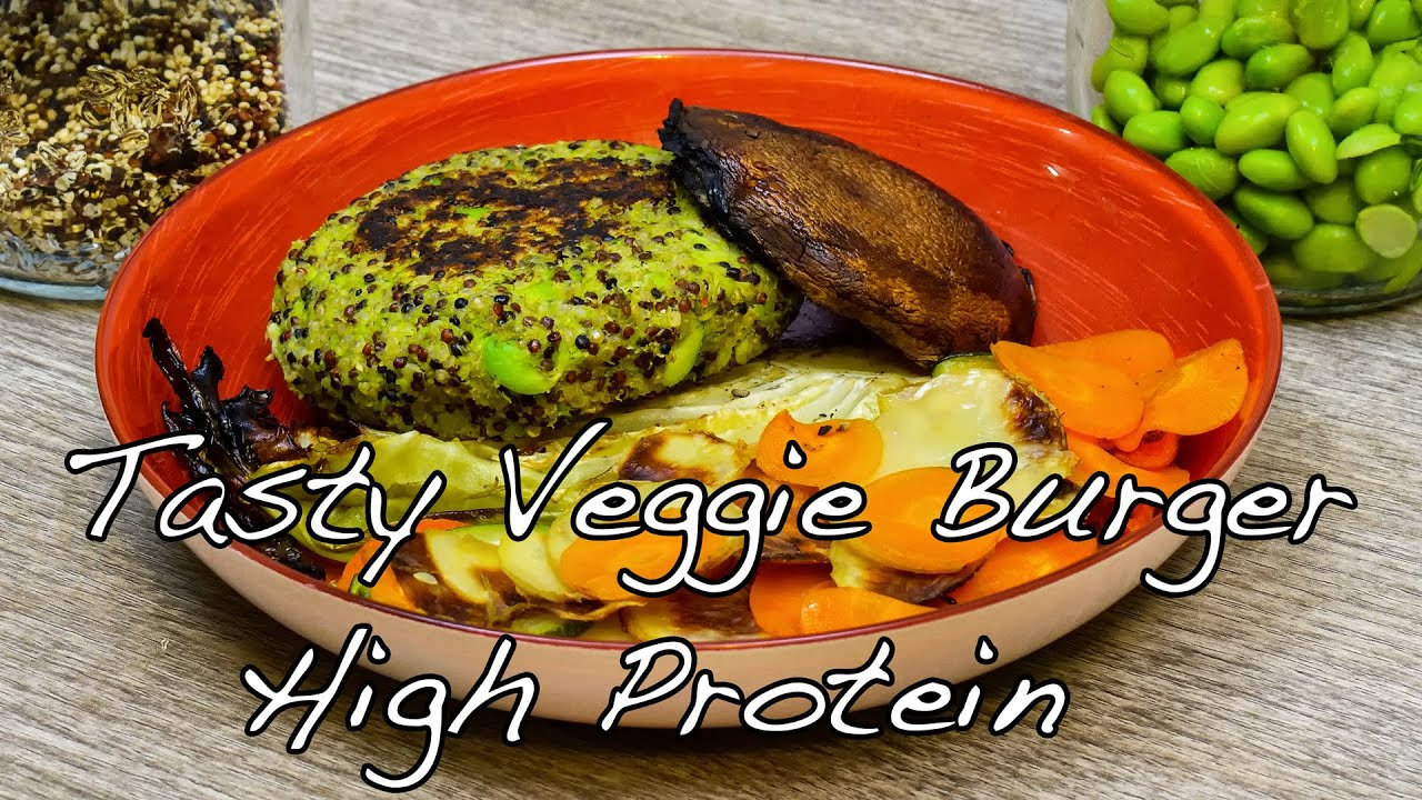 Easy recipes high in protein
