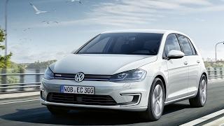 Volkswagen e-Golf 2017 : 1er essai en vidéo