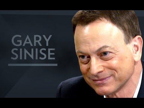 Actor Gary Sinise Interview | Larry King Now | Ora TV