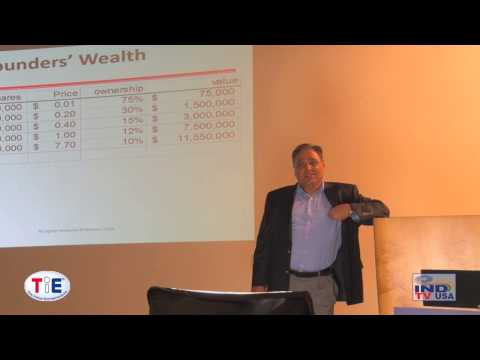 TiE Institute: Demystifying equity, dilution and term sheets for founders - 2015