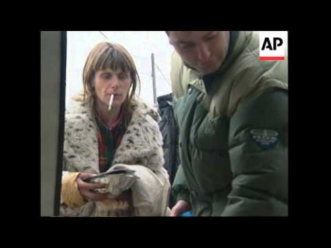 SPAIN: FORMER DRUG ADDICTS PROVIDE HOPE FOR HEROIN USERS