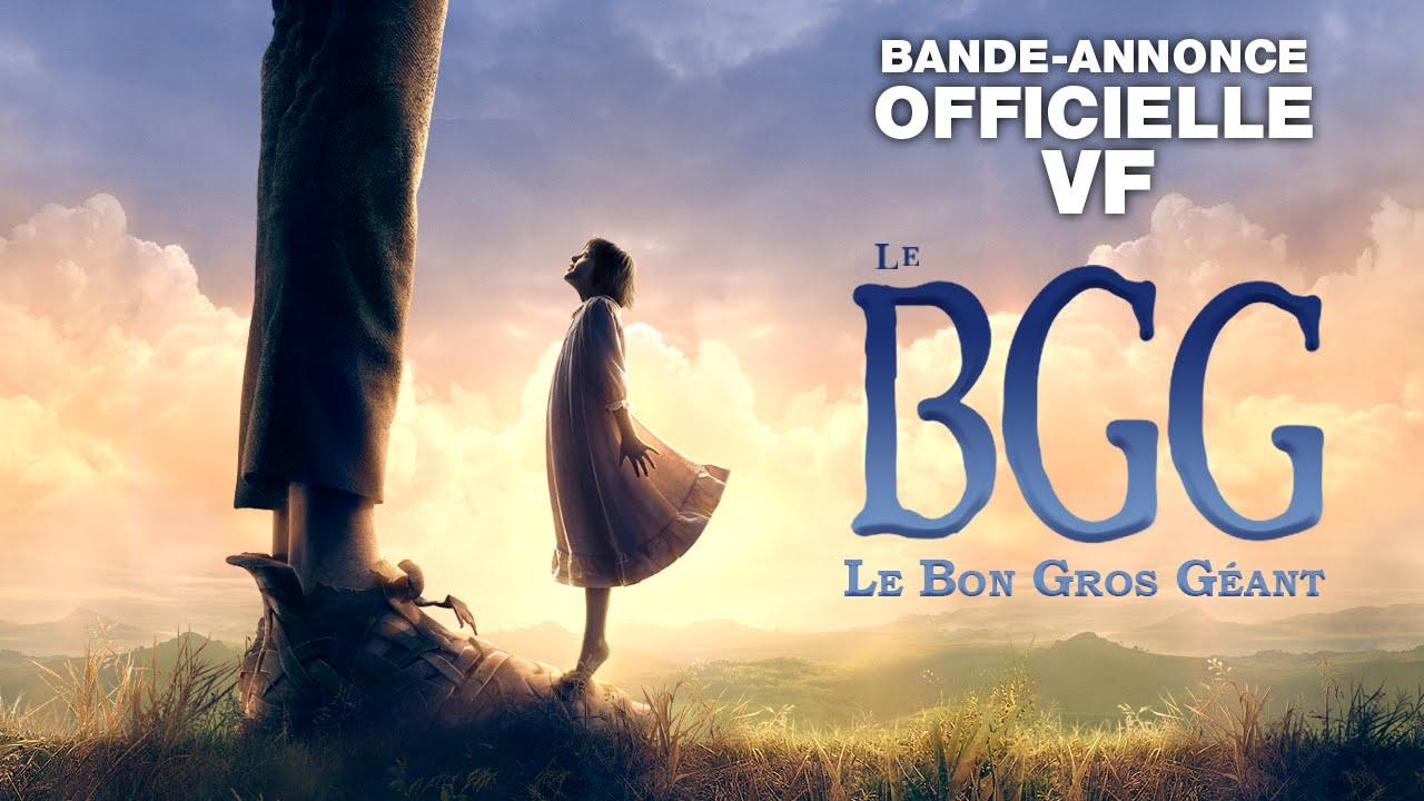 Le BGG : Le Bon Gros Géant - Bande-annonce finale - VF