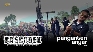 Pascodex - Panganten Anyar - Lirik