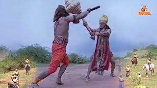 आखिर क्यों परशुराम के फरसे के सामने आये हनुमान - Parshuram aur Hanuman Yudh