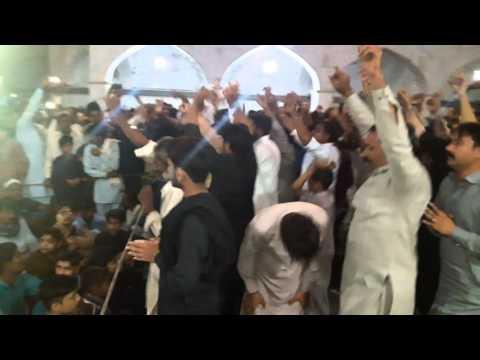 Dhamal - Shehbaz Qalanar Nobat At Sehvan Sharif Sindh -  Part 1