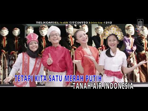 Duta Cinta & Titiek Puspa - Kau Dan Aku Indonesia (Karaoke Video)