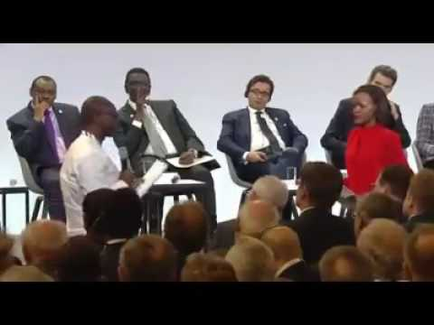 KEN OFORI-ATTAH FAILS TO ANSWER QUESTION CORRECTLY IN GERMANY?