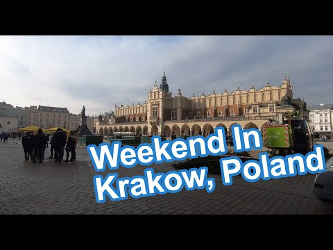 A Weekend In Krakow, Poland - Excellent Weekend Destination
