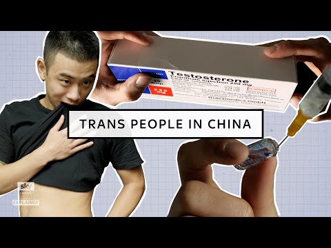 Explained: What it's really like to be trans in China