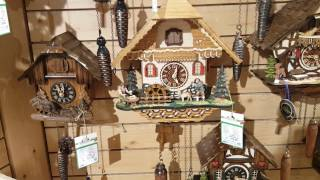 $25,000 Cuckoo Clock- Triberg, Germany-Black Forest