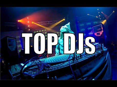 Top 10 mejores Djs de Musica Electronica