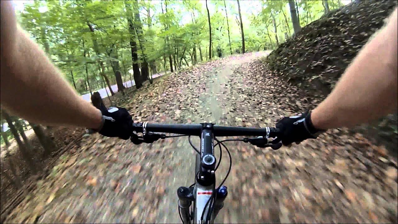 Patapsco Mountain Biking Downhill From Rockburn Cascade To Avalon