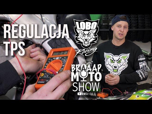 Regulacja Wtrysku w Motocyklu | TPS | MotoPoradnik | BMSvideo