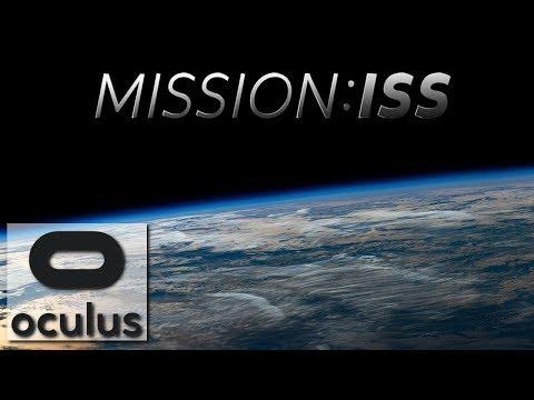 MISSION: ISS - Oculus Rift - reingeschaut [Deutsch/Facecam]