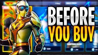"*NEW* Fortnite: ""VENTURION SKIN"" FEATURED ITEM | Before You Buy! (Fortnite Battle Royale)"