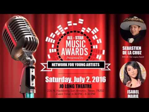 2016 Network for Young Artists All-Star Awards