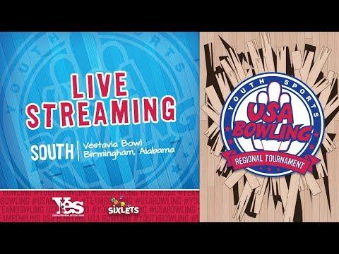 2018 USA Bowling South Regional - U12 and U15 Match Play and Championship