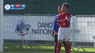 Mexico vs Indonesia - Ranking match 9/12 - Highlight - Danone Nations Cup 2016