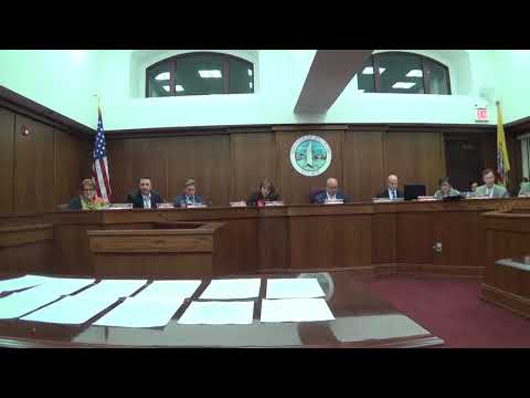 Red Bank Council Meeting Oct 25 2017