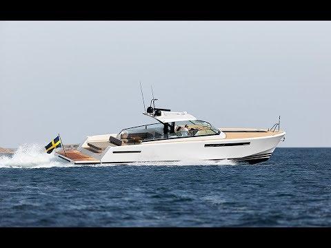 Delta 60 Open Fort Lauderdale Boat Show Debut 2017