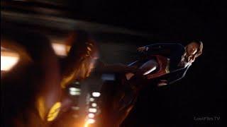 Флэш против Супергёрл. Стрела спасает Уолли | Флэш (3 сезон 8 серия
