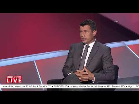 Iulian Miu, Mihai Stoichiță și Bogdan Stelea, la Look Sport LIVE - 4 mai 2021