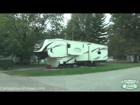 full hookup campgrounds in illinois