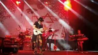 Steve vai live in Jakarta (Opening - Racing The world ) full ver. [HD]