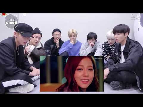 BTS reaction|Blackpink Expectation Vs  Reality