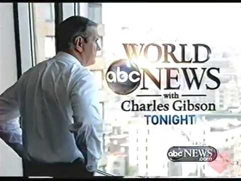 ABC World News with Charles Gibson | Promo | 2009