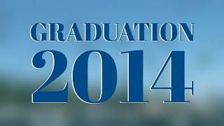 Elim Bible Institute Graduation 2014 - Full Service