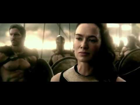 300 Rise of an Empire 2014  Final Battle  Lena Headey,Eva Green