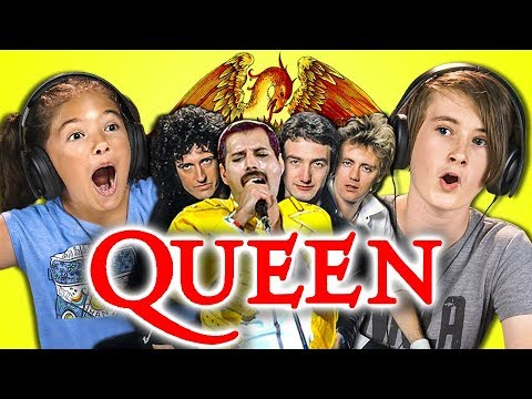 KIDS REACT TO QUEEN