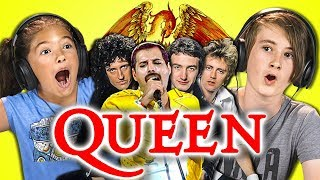 KIDS REACT TO QUEEN Video
