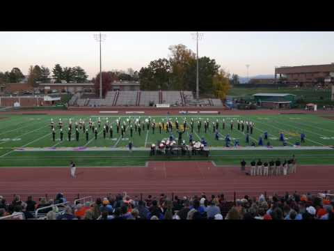 Sullivan Central High School Band - 2016 Hilltopper Invitational