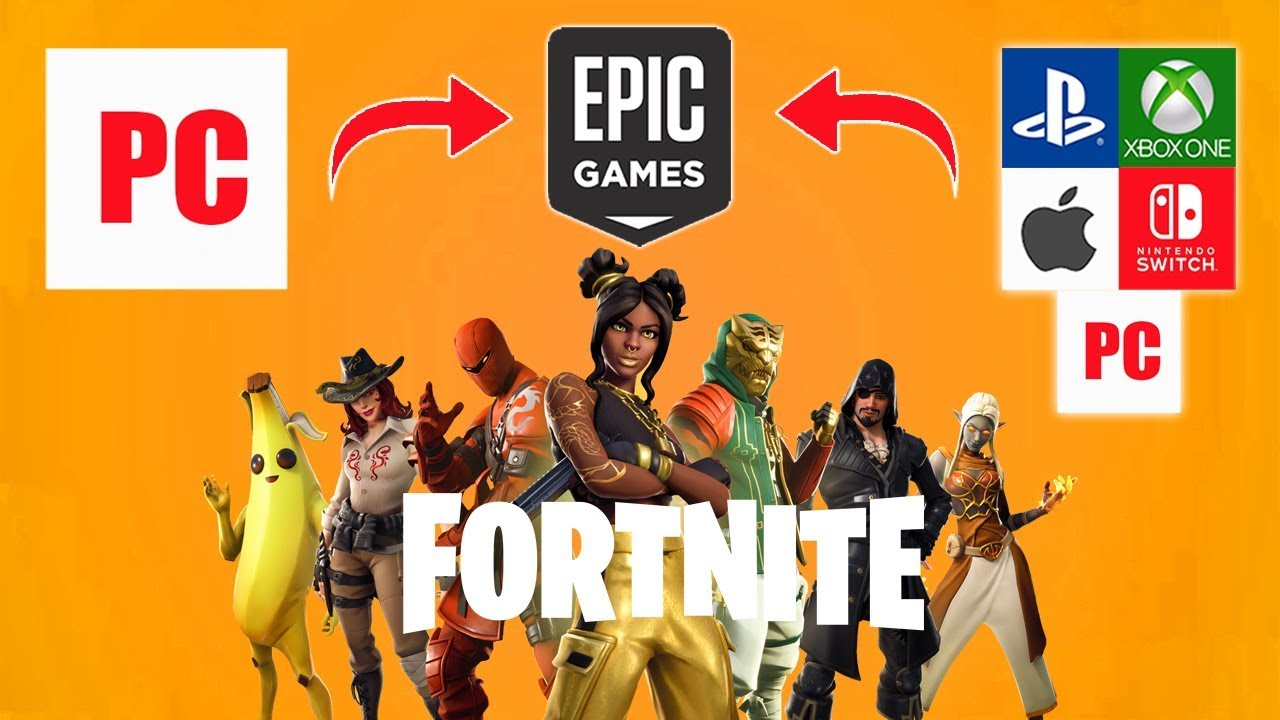 Can You Merge Fortnite PC Account with PC, PS4, Xbox, Switch, or Mobile?