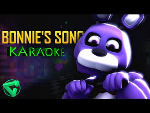 Bonnie Song Karaoke con letra By iTownGameplay