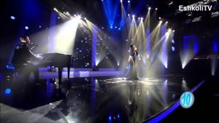 Kdam Eurovision 2013 Moran Mazor - Only For Him מורן מזור - רק בשבילו