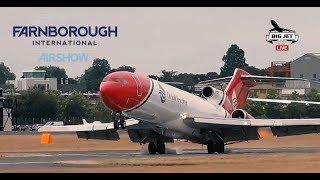 Farnborough Internationa Airshow 2018! thumbnail