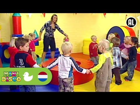 Jan Huygen In De Ton | Kinderliedjes | Liedjes voor peuters en kleuters | Minidisco