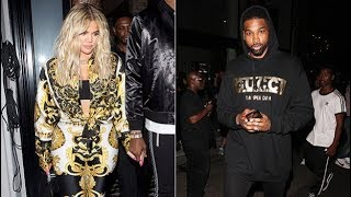 Khloe Kardashian's Reaction To Tristan Thompson After He's Spotted At Club With 2 Women