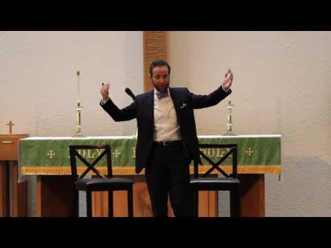 Marriage According to Jesus--Dr. Robert AJ Gagnon