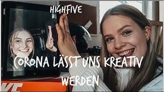 GEGENSEITIG *MEGA COOLE* FRAGEN STELLEN feat. Evi   Hanna Marie