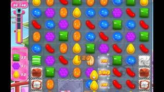 Candy Crush Level 377 - 3 Stars - No Boosters