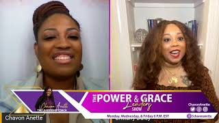 Stylist, Author & Business Owner- Power & Grace Leaders Show
